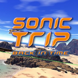 Sonic Trip - Back in Time CD Front Cover website