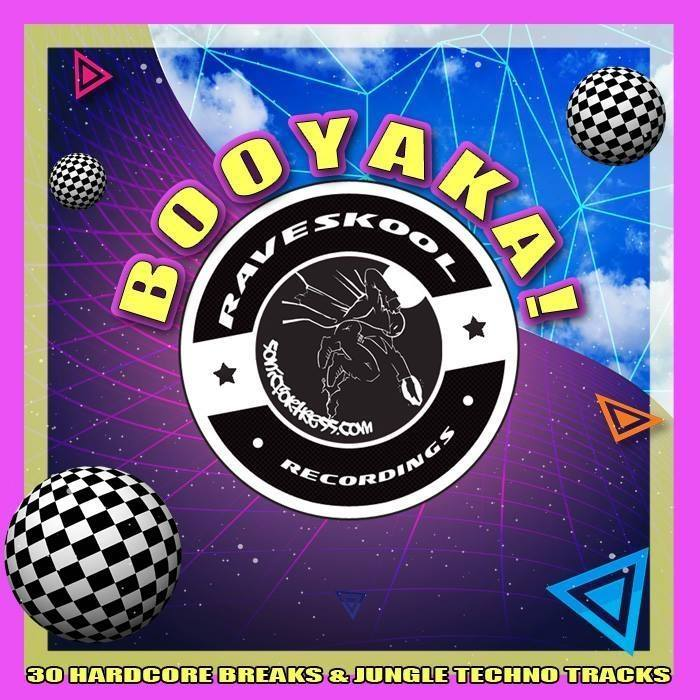 Booyaka Hardcore Compilation CD
