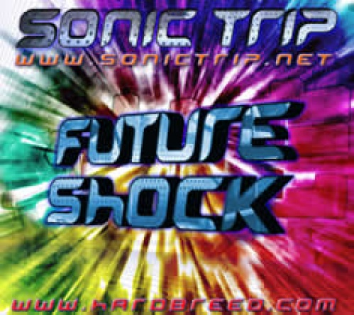 Sonic Trip - Futureshock (CD Album) (2004)