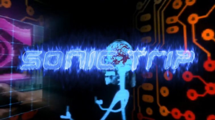 Sonic Trip Visuals Screenshot